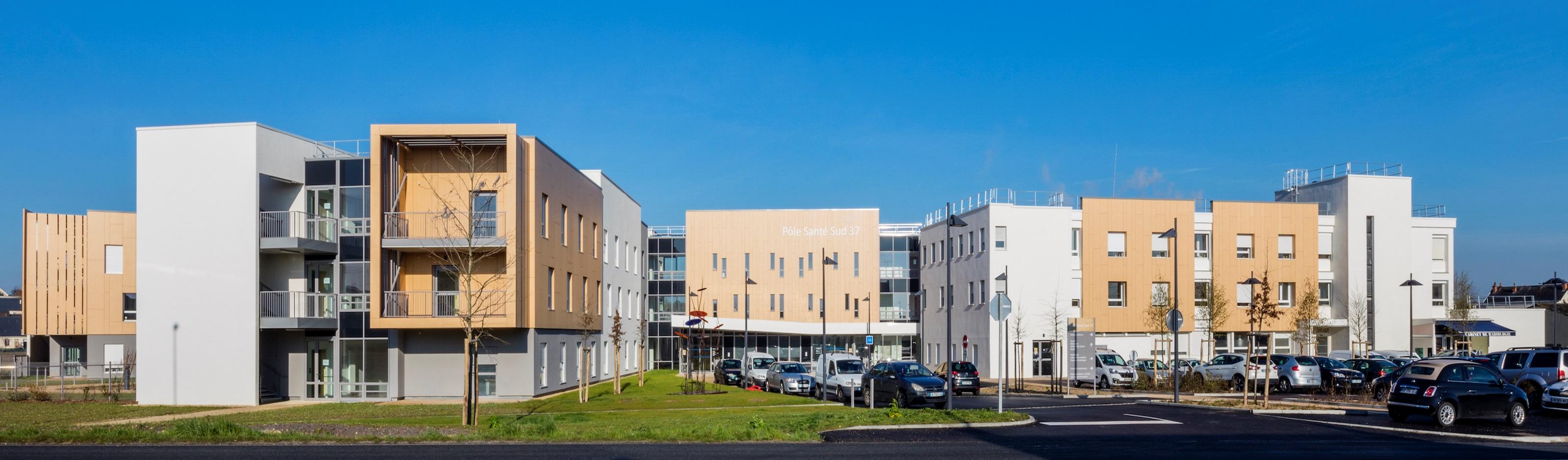 Photo de Centre Hospitalier Pôle Santé Sud 37
