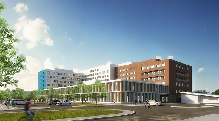 Photo de Centre hospitalier Fleyriat