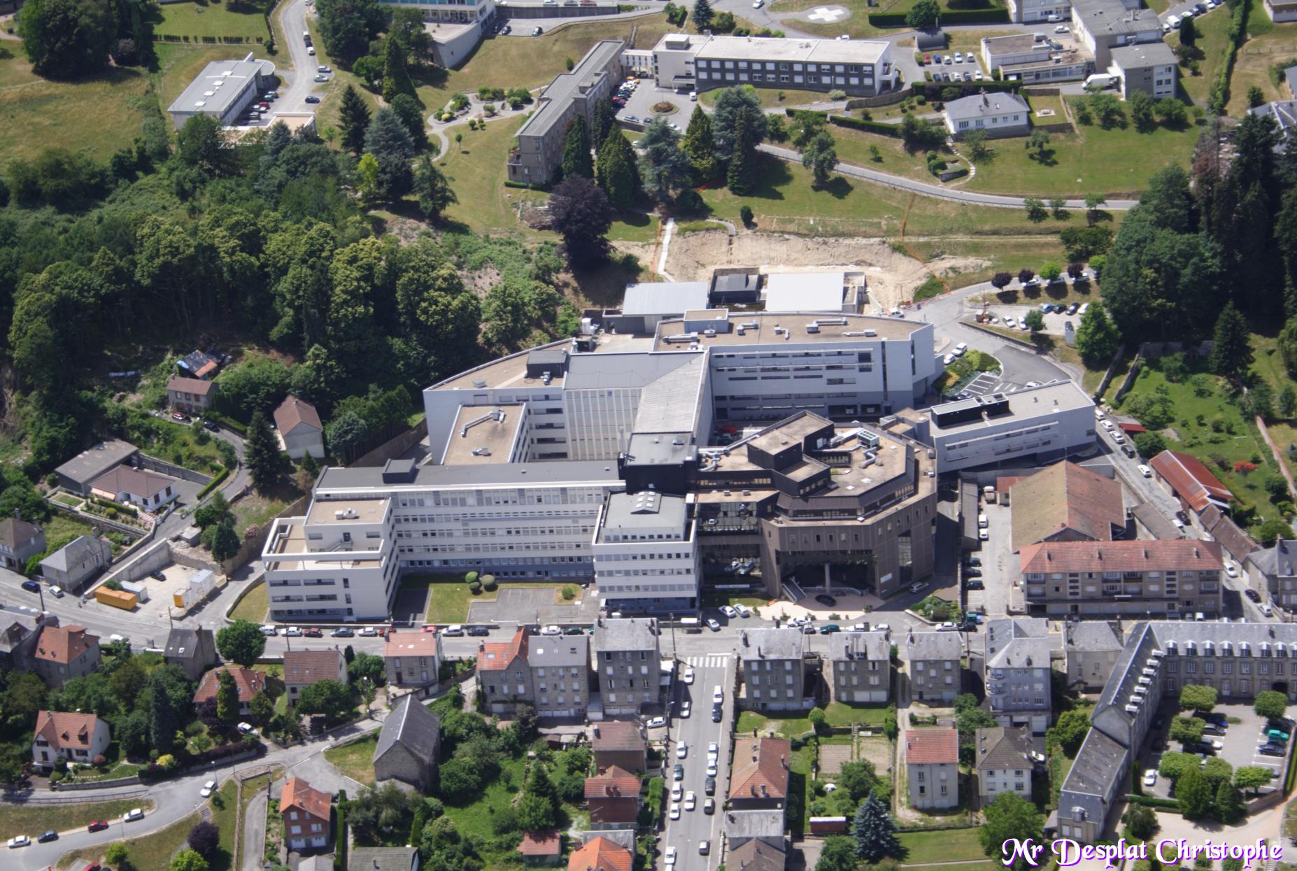 Photo de Centre Hospitalier de GUERET