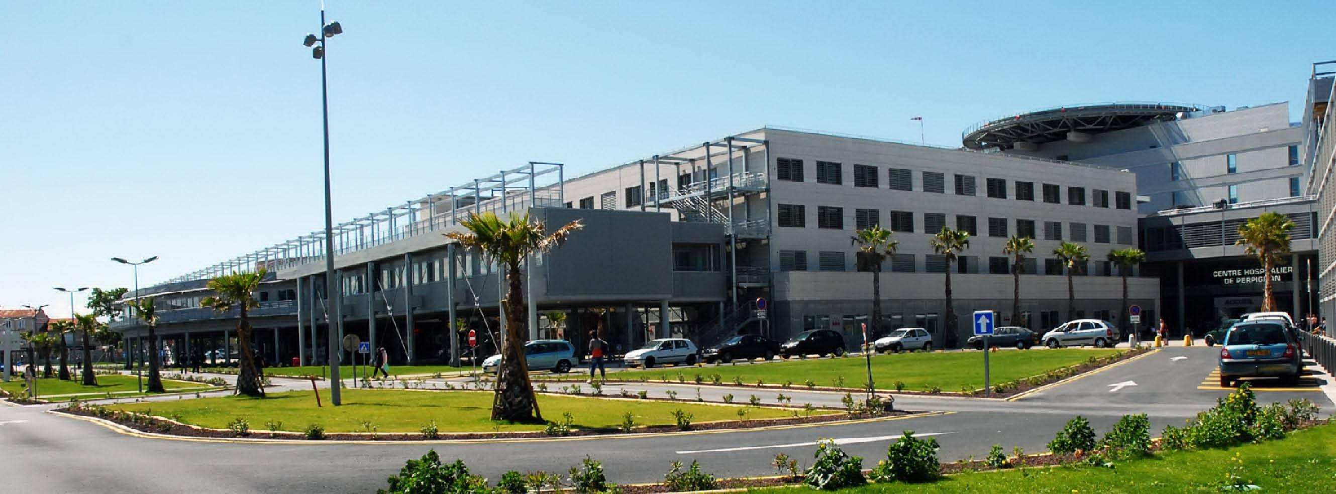Photo de Centre Hospitalier de perpignan