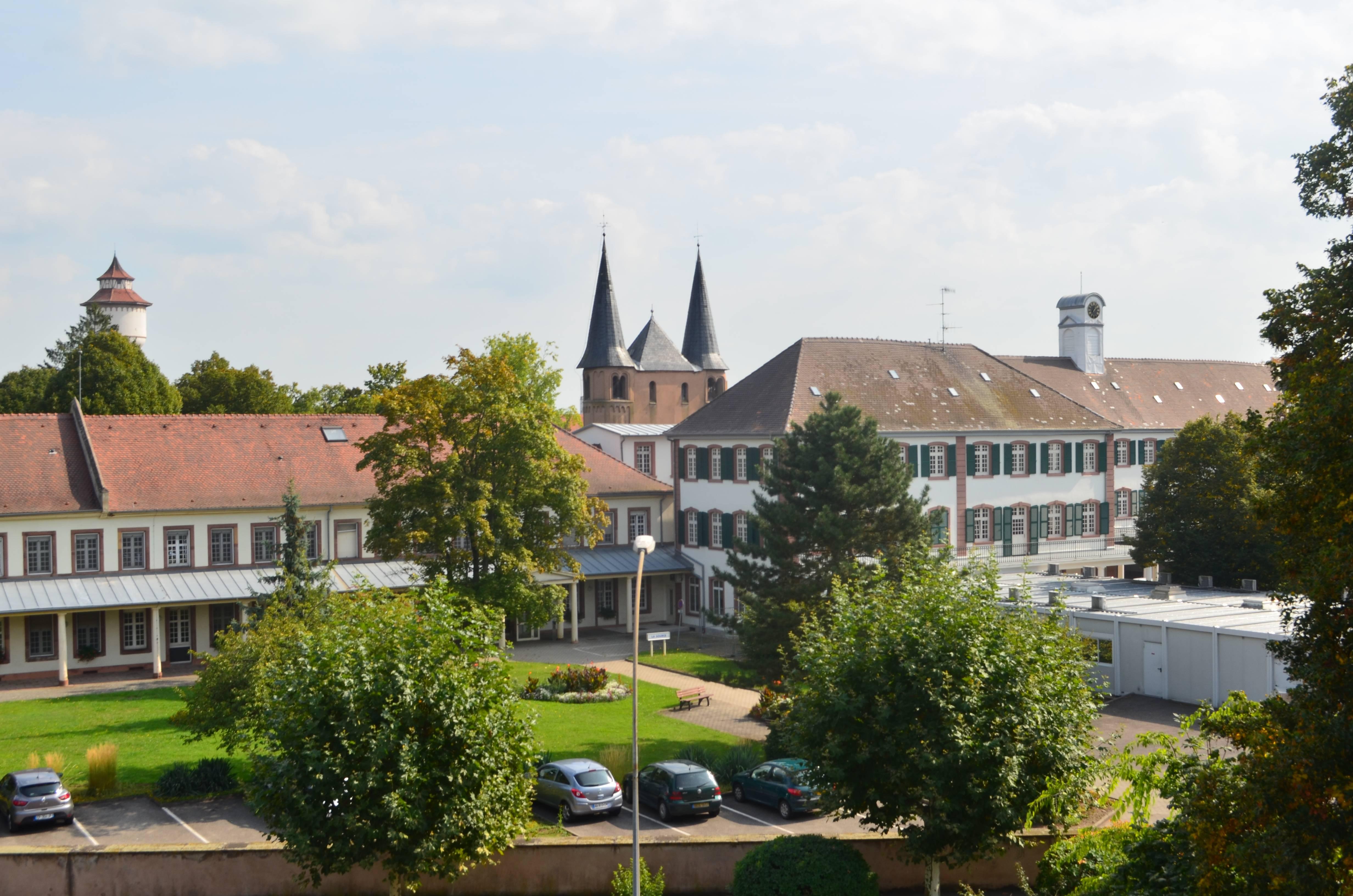 Photo de CHS EPSAN BRUMATH - Etablissement Public de Santé Alsace Nord