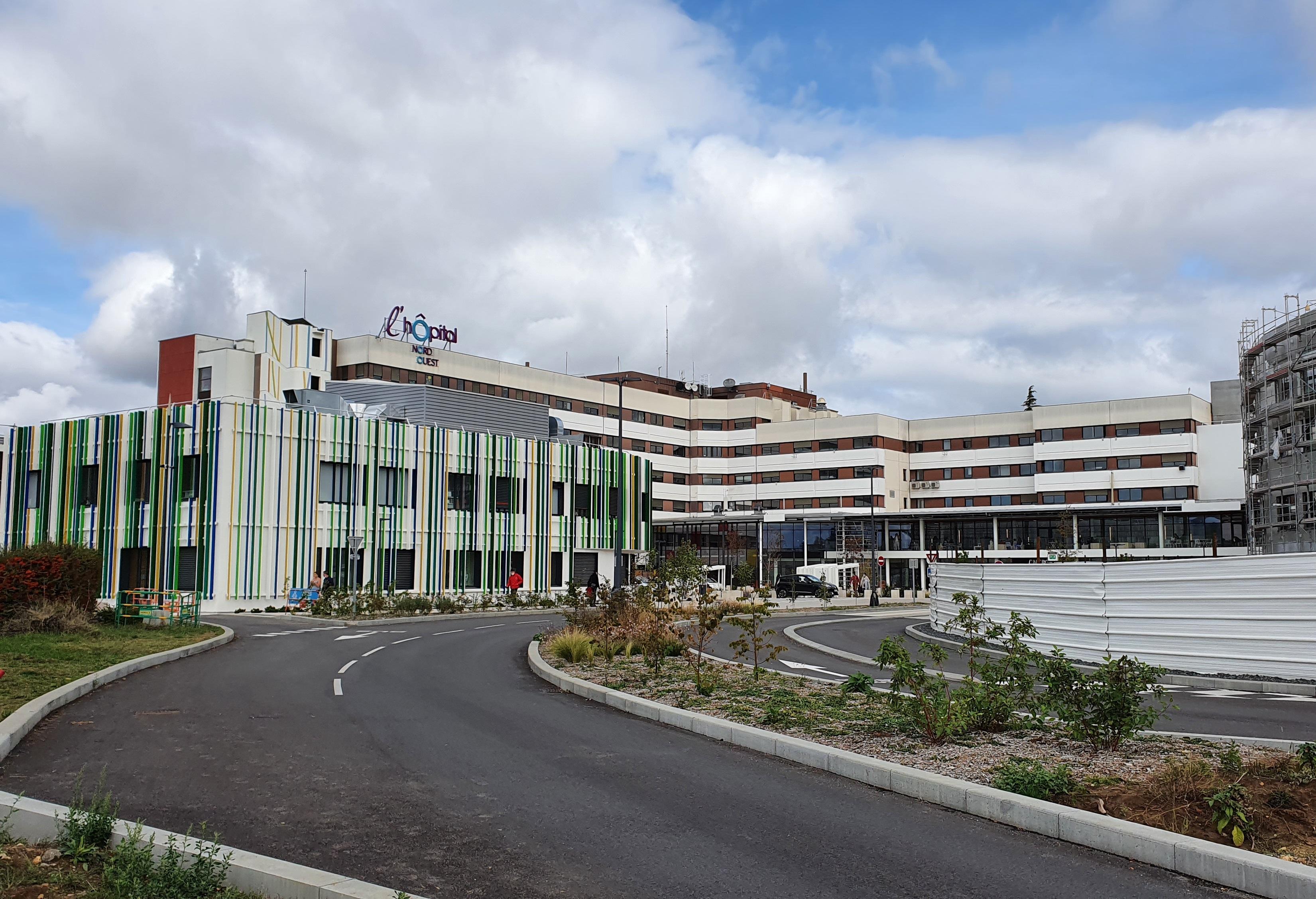 Photo de L'HOPITAL NORD-OUEST VILLEFRANCHE