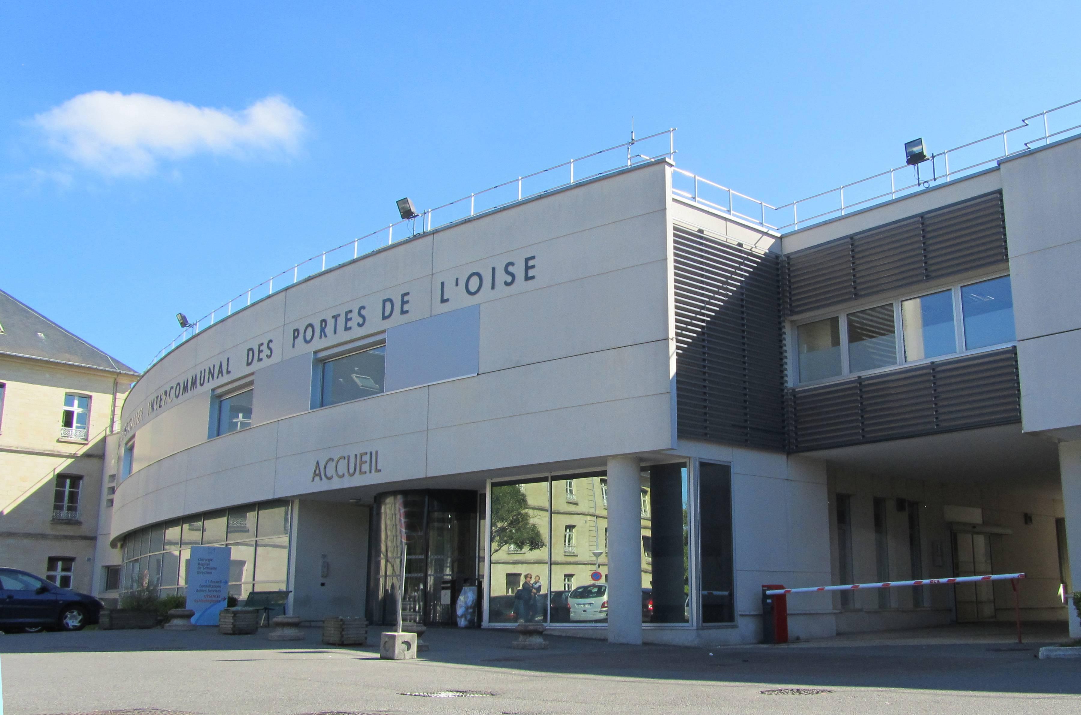 Photo de Groupe Hospitalier Carnelle Portes de l'Oise