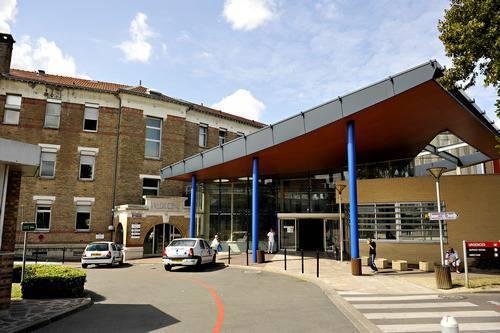 Groupe hospitalier intercommunal Le Raincy - Montfermeil (Montfermeil)
